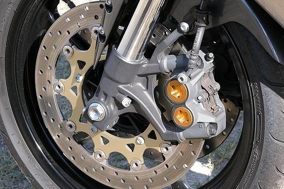 Тормозные диски для мотоцикла своими руками 20